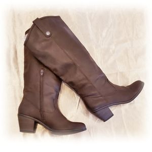 NEW: MOSSIMO WESTERN INSPIRED BOOT